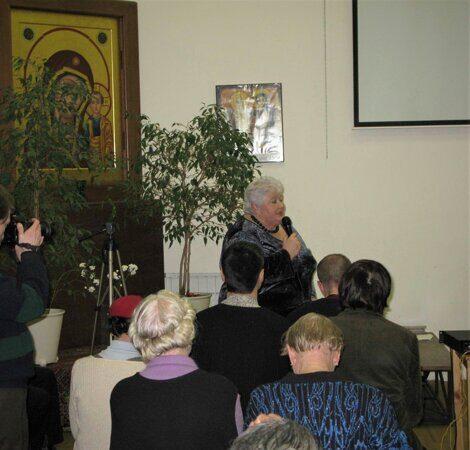 28.02.2010 вечер памяти. самарина