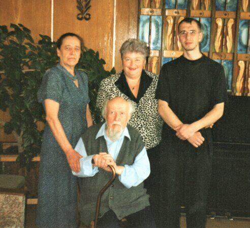 Стрельна. Июнь 1999
