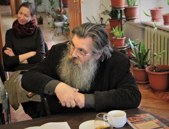 10.03.2020 книжная гостиная
