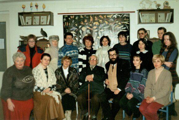 Петершуле. 1996