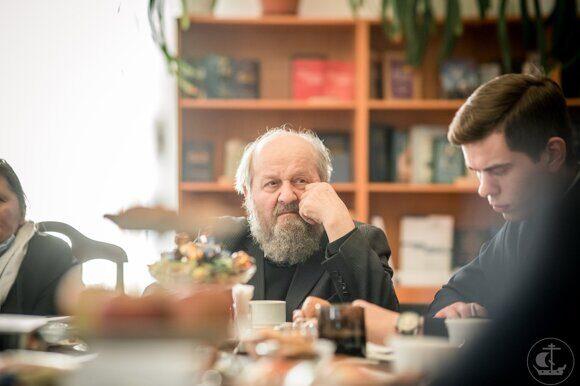 Протоиерей Владимир Сорокин