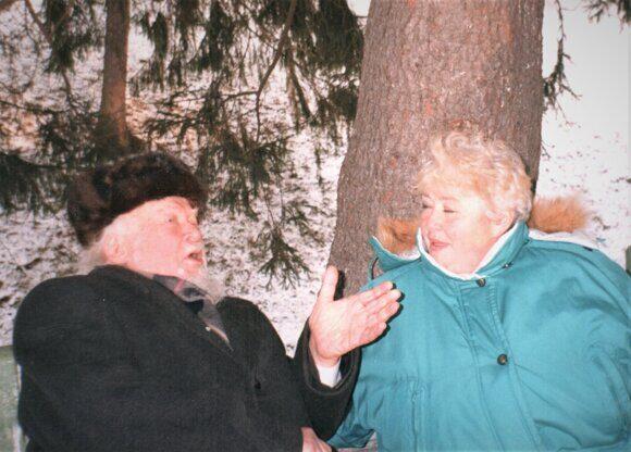 Павловск. Ноябрь 1998