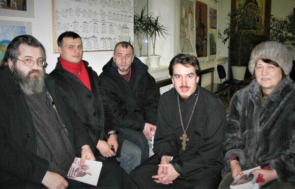 28.02.2010 в Феодоровском соборе